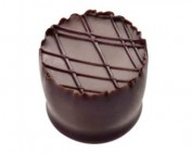 גביע שוקולד מריר