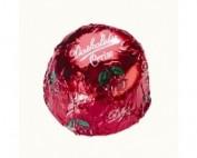 שוקולד מריר ממולא בליקר קירש ודובדבן שלם ללא חרצן.